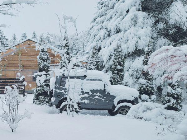 blog/LIFE 軽井沢 の 雪⛄